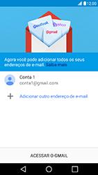 Como configurar seu celular para receber e enviar e-mails - LG X Power - Passo 15