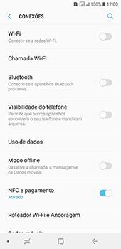 Como configurar uma rede Wi-Fi - Samsung Galaxy J6 - Passo 4