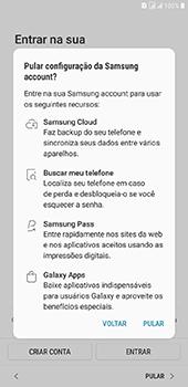 Como ativar seu aparelho - Samsung Galaxy J8 - Passo 19