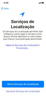 Como ativar seu aparelho - Apple iPhone X - Passo 21