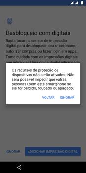 Como configurar pela primeira vez - Motorola Moto G6 Plus - Passo 15