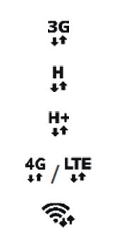 Explicação dos ícones - Samsung Galaxy S10 - Passo 7