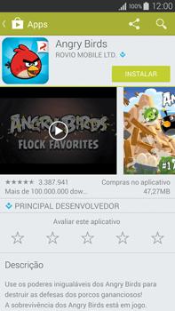 Como baixar aplicativos - Samsung Galaxy Note - Passo 17