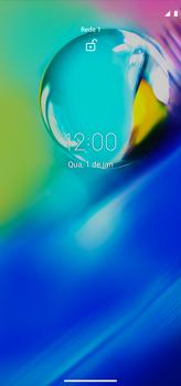 Como reiniciar o aparelho - Motorola Moto G8 Power - Passo 4