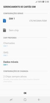 Como ativar seu aparelho - Samsung Galaxy J4 Core - Passo 13