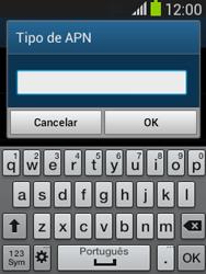 Como configurar a internet do seu aparelho (APN) - Samsung Galaxy Pocket - Passo 13