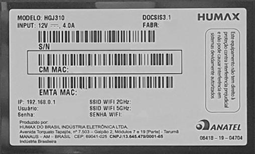 Humax HGJ310