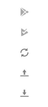 Explicação dos ícones - Motorola Edge - Passo 6