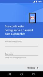 Como configurar seu celular para receber e enviar e-mails - Motorola Moto G (3ª Geração) - Passo 16
