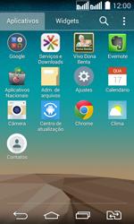 Como configurar seu celular para receber e enviar e-mails - LG G2 Lite - Passo 3