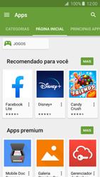 Como baixar aplicativos - Samsung Galaxy J2 Duos - Passo 5