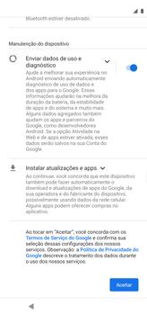 Como configurar pela primeira vez - Motorola Moto G8 Power - Passo 8