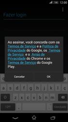 Como configurar seu celular para receber e enviar e-mails - Sony Xperia E4G - Passo 11