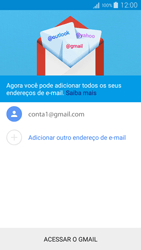 Como configurar seu celular para receber e enviar e-mails - Samsung Galaxy A5 - Passo 15