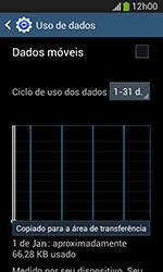 Como ativar e desativar uma rede de dados - Samsung Galaxy Grand Neo - Passo 6