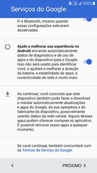 Como ativar seu aparelho - Samsung Galaxy On 7 - Passo 12