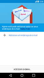 Como configurar seu celular para receber e enviar e-mails - LG X Power - Passo 5