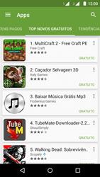 Como baixar aplicativos - Motorola Moto G (2ª Geração) - Passo 11