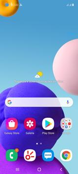 Como bloquear chamadas de um número específico - Samsung Galaxy A21s - Passo 2