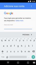 Como configurar seu celular para receber e enviar e-mails - Motorola Moto G (3ª Geração) - Passo 9