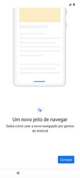 Como configurar pela primeira vez - Motorola Edge - Passo 15