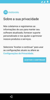 Como ativar seu aparelho - Motorola Moto G6 Play - Passo 10