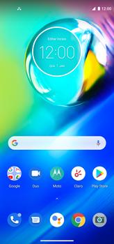 Como bloquear chamadas de um número específico - Motorola Moto G8 Power - Passo 2