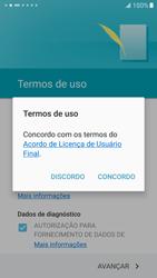 Como configurar pela primeira vez - Samsung Galaxy S7 - Passo 7