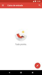 Como configurar seu celular para receber e enviar e-mails - Google Pixel 2 - Passo 22