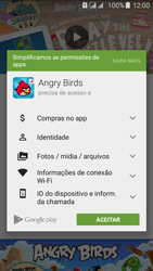 Como baixar aplicativos - Samsung Galaxy J5 - Passo 18