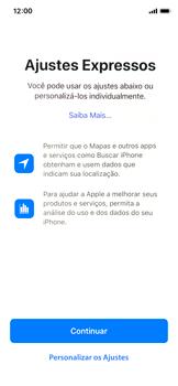 Como configurar pela primeira vez - Apple iPhone X - Passo 20