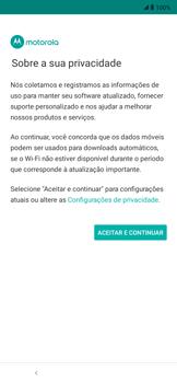 Como ativar seu aparelho - Motorola Moto E6 Plus - Passo 12