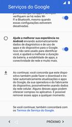 Como ativar seu aparelho - Motorola Moto G5 Plus - Passo 13