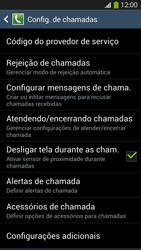Como bloquear chamadas de um número específico - Samsung Galaxy S IV - Passo 6