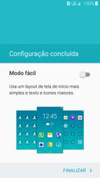 Como configurar pela primeira vez - Samsung Galaxy J5 - Passo 16