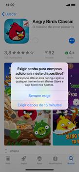 Como baixar aplicativos - Apple iPhone X - Passo 16
