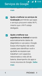 Como configurar pela primeira vez - Motorola Moto G (2ª Geração) - Passo 8