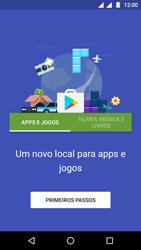 Como baixar aplicativos - Motorola Moto G5 - Passo 4