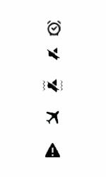 Explicação dos ícones - Samsung Galaxy J1 - Passo 20