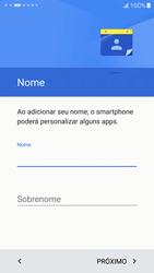 Como configurar pela primeira vez - Samsung Galaxy S7 Edge - Passo 12