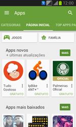 Como baixar aplicativos - Samsung Galaxy Win - Passo 5