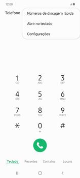 O celular não faz chamadas - Samsung Galaxy Note 20 5G - Passo 15