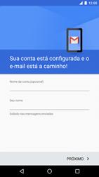 Como configurar seu celular para receber e enviar e-mails - LG Google Nexus 5X - Passo 26
