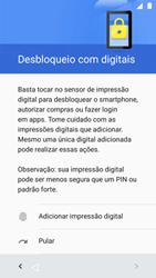 Como ativar seu aparelho - Motorola Moto G5 Plus - Passo 15