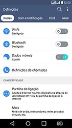Como configurar a internet do seu aparelho (APN) - LG K8 - Passo 4