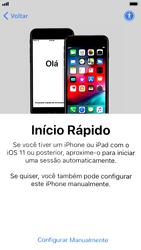 Como ativar seu aparelho - Apple iPhone 8 - Passo 7