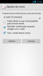 Como configurar seu celular para receber e enviar e-mails - Huawei Ascend G510 - Passo 17