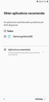 Como ativar seu aparelho - Samsung Galaxy J8 - Passo 17