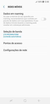 O celular não recebe chamadas - Samsung Galaxy J4 Core - Passo 7