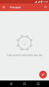Como configurar seu celular para receber e enviar e-mails - Motorola Moto X Play - Passo 15